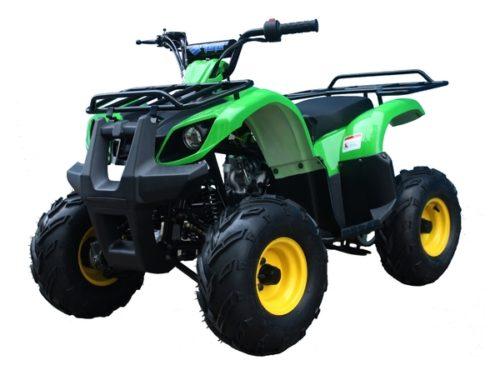 GREEN ATA 125 D