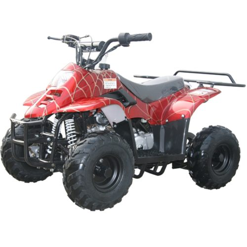 ATV-3050C-SR-4 SPIDER RED