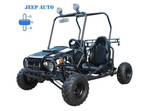 Jeep Autoblack