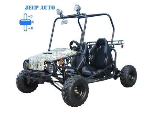 Jeep Autotree camo