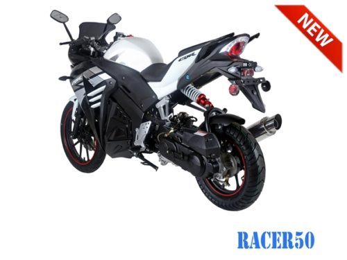 Racer 50 BLACK