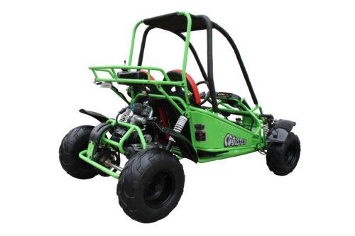 Right Rear G green