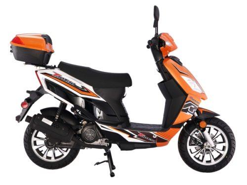 Thunder 50 orange