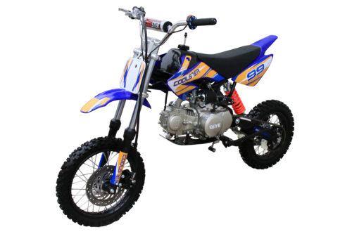 XR125 B 3 BLUE
