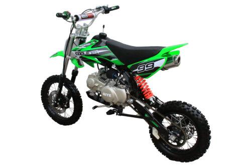 XR125 G 5 GREEN