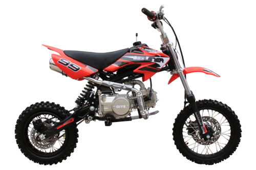 XR125 R 8 RED