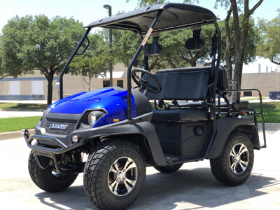 Eagle 400 EFI Golf Cart