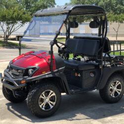 Eagle EV 5 - Electric Golf Cart