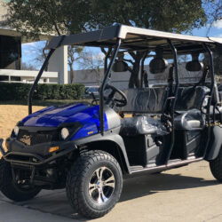 Eagle Limo 400 EFI Golf Cart